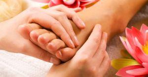 massage des pieds padabhyanga pontcharra, grésivaudan